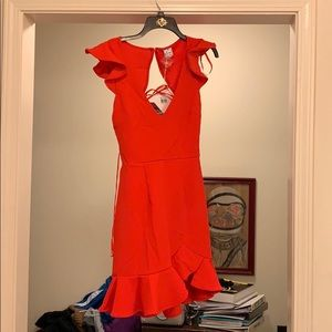 """f7bdfef50c6 Hello Molly Dresses - Hello Molly """"TAKE THE REIGNS DRESS RED"""""""